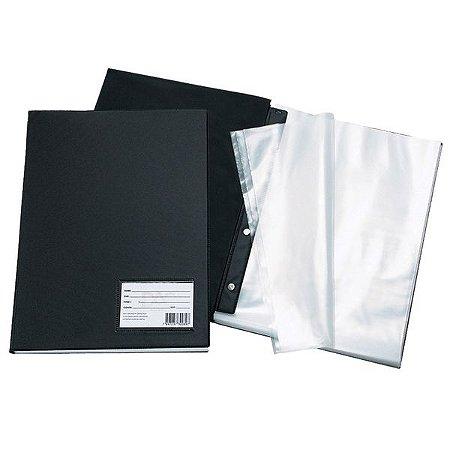 Pasta Catálogo C/ 100 Envelopes - Dac