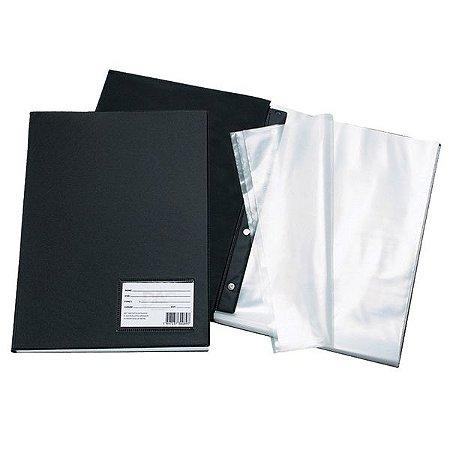 Pasta Catálogo 50 Envelope Fino - Dac