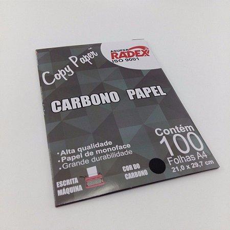 Papel Carbono Preto - Radex