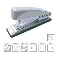 Grampeador 204 Metálico - Eagle