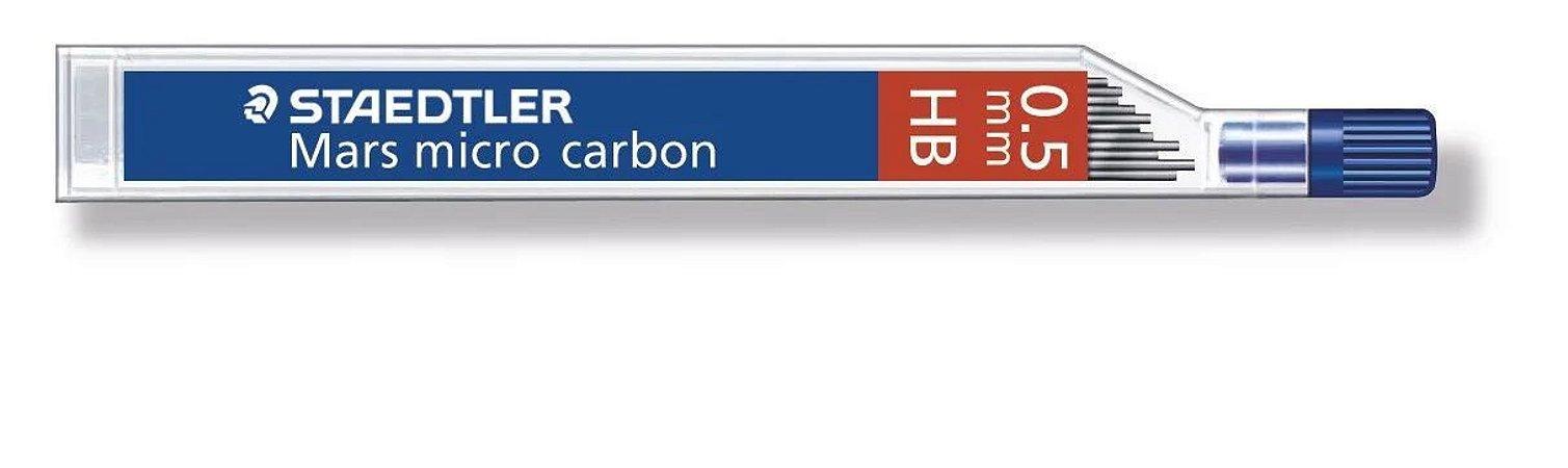 Grafite Mars Micro Carbon 0,5mm B - Staedtler