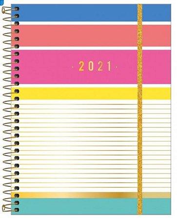 Planner Espiral Be Nice 2021 - Tilibra