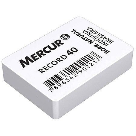 Borracha Branca Record 40 - Mercur