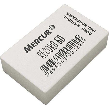 Borracha  Record Branca 60 - Mercur