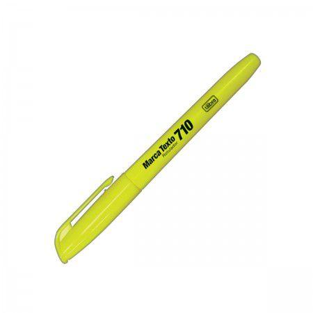 Marca Texto 710 Amarelo - Tilibra