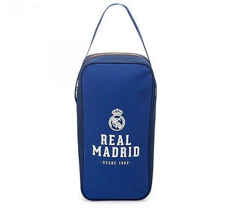 Porta Chuteiras Real Madrid - Ludi
