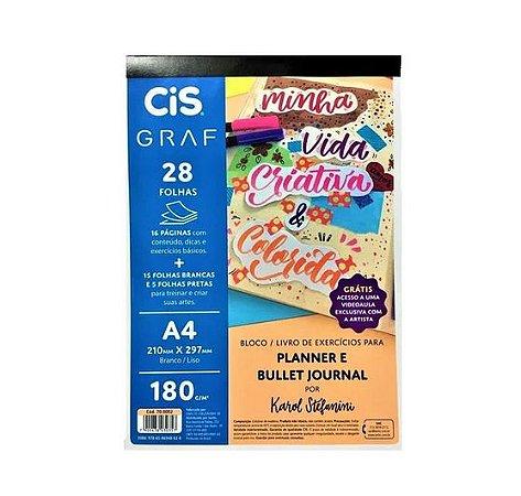 Livro Bloco Planner E Bullet Journal - Cis