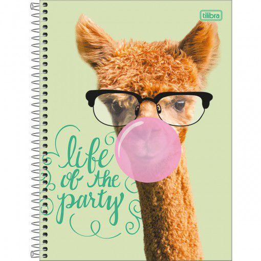 Caderno Universitário Hug Me 10 Matérias - Tilibra