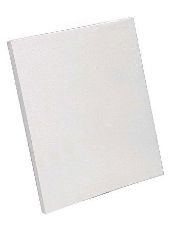 Tela P/ Pintura Lisa 30x40 Un Branco - Vmp