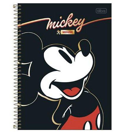 Caderno Universitário Mickey 1 Matéria - Tilibra