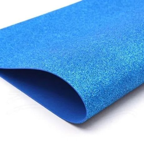 Eva Glitter 40x60 Azul - VMP