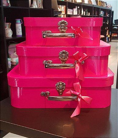 Maleta Cartonada Pink - VMP