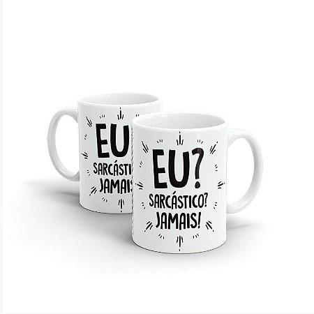 Caneca Cerâmica Sarcasmo - Beek
