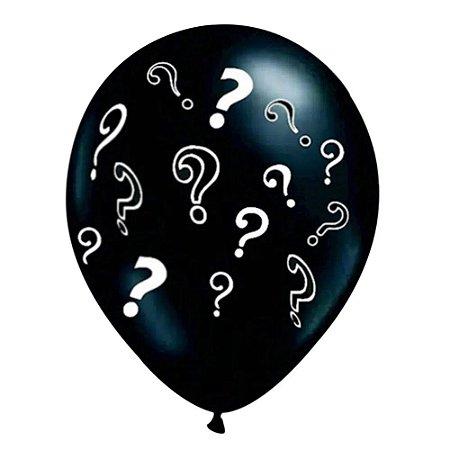 Balão Sortidos Chá Revelação N° 11 - São Roque