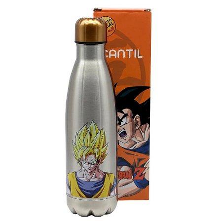 Cantil Metálico Goku - Zona Criativa