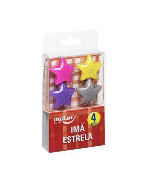 Imã Estrela - Molin