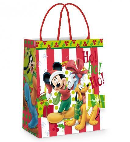 Sacola Natal Turma Mickey Gg-Cromus