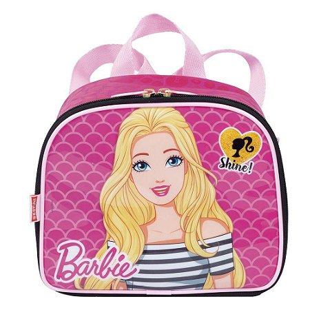 Lancheira  2 Em 1 Barbie - Sestini