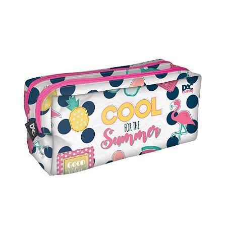 Estojo Duplo Trendy Summer - Dac