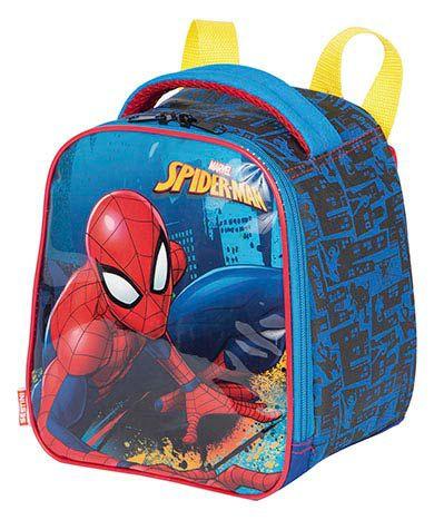 Lancheira G Spiderman 19X - Sestini