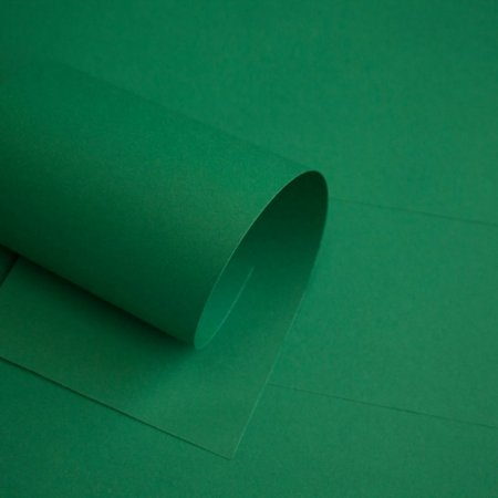 Papel Plus Verde 120 A4 20 Fls - Off Paper