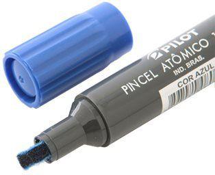Pincel Marcador Atomico 1100p Azul Recarreg. Az - Pilot
