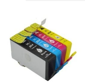 Cart Compativel C/ Hn 904xl 10,5ml Yl