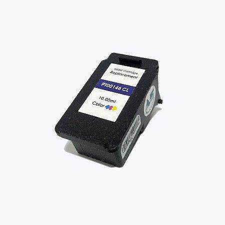 Cart Compativel C/ Pt00146 Color 10ml