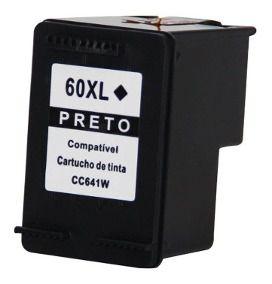Cart Compativel C/ 60xl Pt Black 13 Ml
