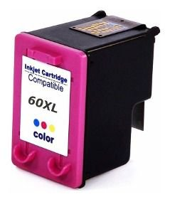Cart Compativel C/ 60xl Pt Color 12,5 Ml