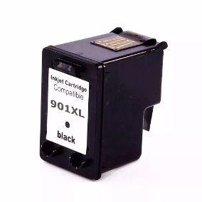 Cart Compativel C/901xl Pt Black 14ml