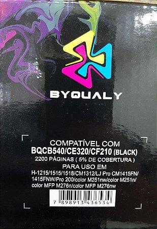 Cart De Toner Compativel C/ 540a/320a/210a 2,2k Byqualy