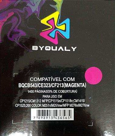 Cart De Toner Compativel C/ 543a/323a/213a 1,4k Byqualy