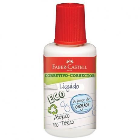 Corretivo Liquido 18ml - Faber-Castell