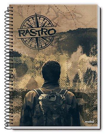 Caderno Rastro 10M - CREDEAL