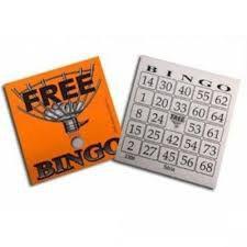 Bloco Para Bingo Jornal - Free