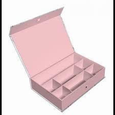 Caixa Organizadora Pink Stone 242 Mrm - Otima