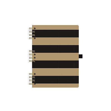 Caderno Gold&Kraft 177 - Otima