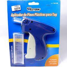 Aplicador Pino Plastico Tag Fix - Western