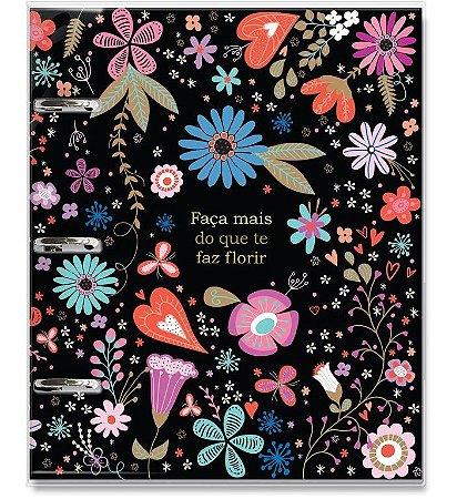 Caderno argolado Fiore-Fina Ideia