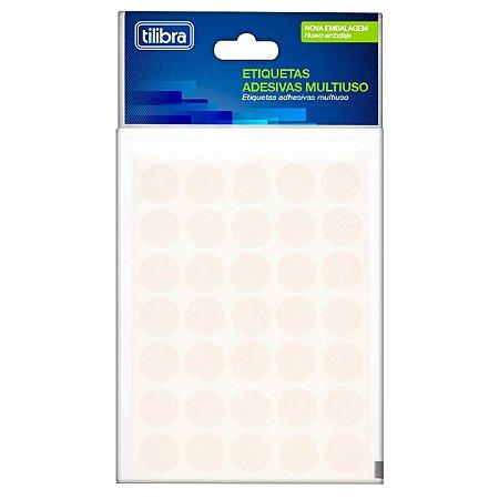 Etiqueta Multiuso 13mm Transparente - Tilibra