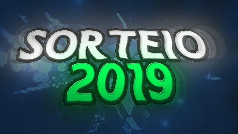SORTEIO 2019!! LEIA DESCRIÇÃO DESTE PRODUTO PARA PARTICIPAR!