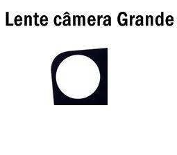 Lente Câmera Traseira Samsung S21 G