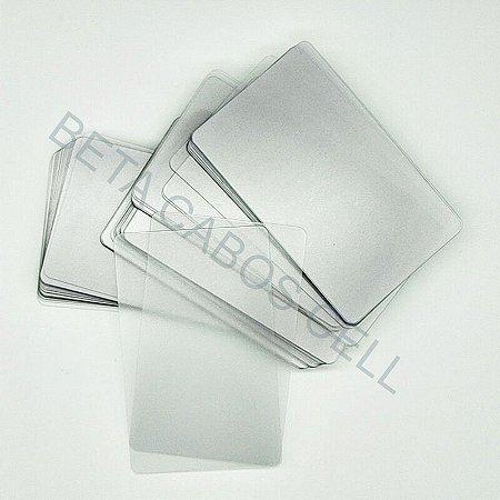 Cartão Plastico Celular Unitario