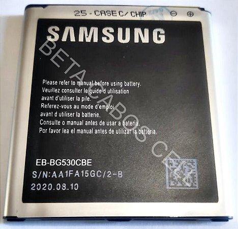 Bateria para Samsung com CHIP Gran Prime Duos G530  G531  G532 2600mAh AAA Alta Qualidade
