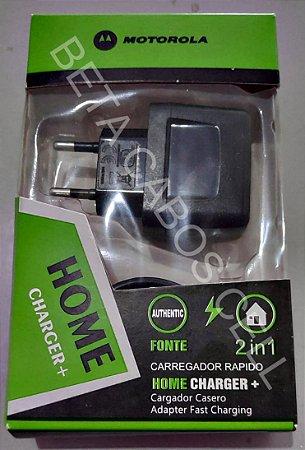 Carregador Celular Tomada V8 MO. 2.1A com Caixa
