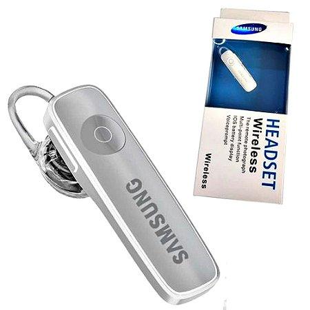 Fone De Ouvido Universal Via Bluetooth Para Celular para Samsung com Fone Auxiliar