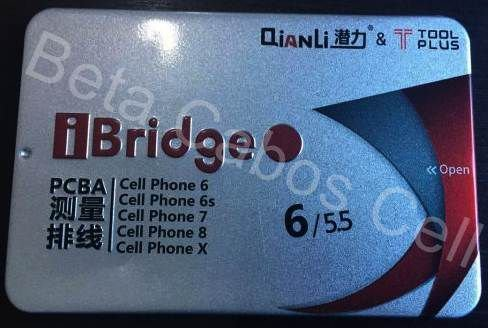Ibridge Flex Teste iPhone 6 5,5  Qianli - Original