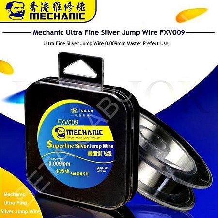 Fio Jumper Mechanic Fxv009 Original 0.009 X 200m