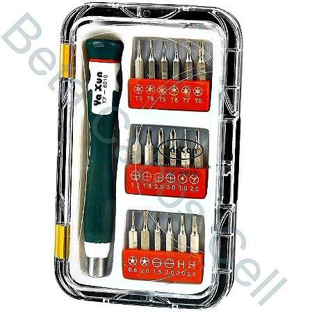 Kit Ferramentas Chaves Yaxun Yx 6010 YX-6010 Celular Tablet Notebook